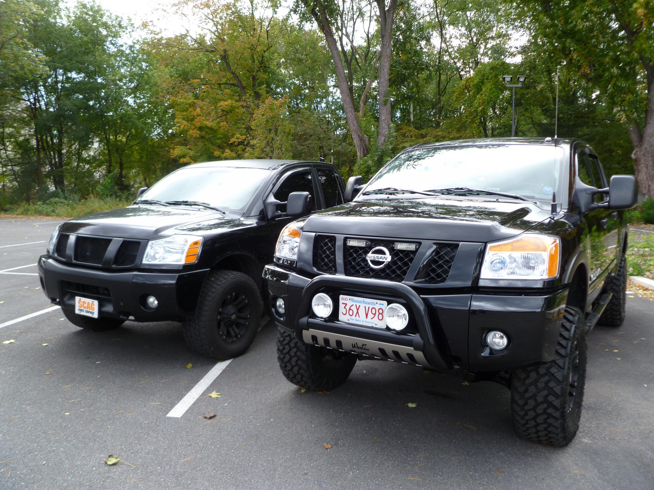 CB Antennas and set ups  | Nissan Titan Forum