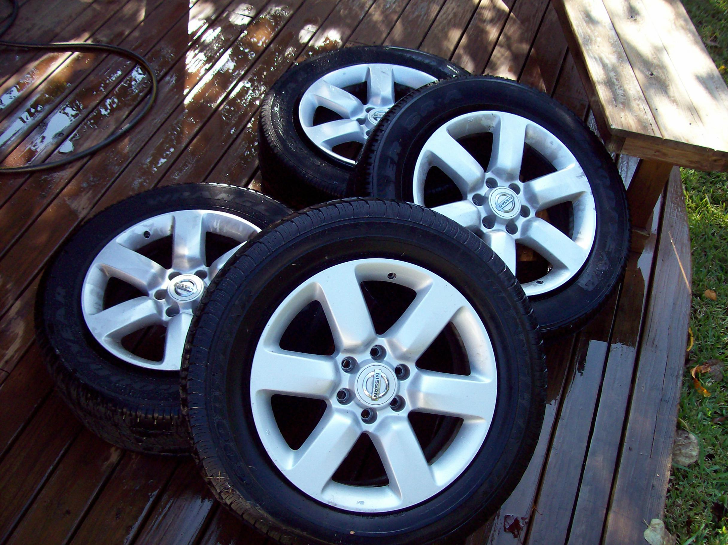 Looking For Nissan Titan Armada Oem 20 Quot Wheels Nissan