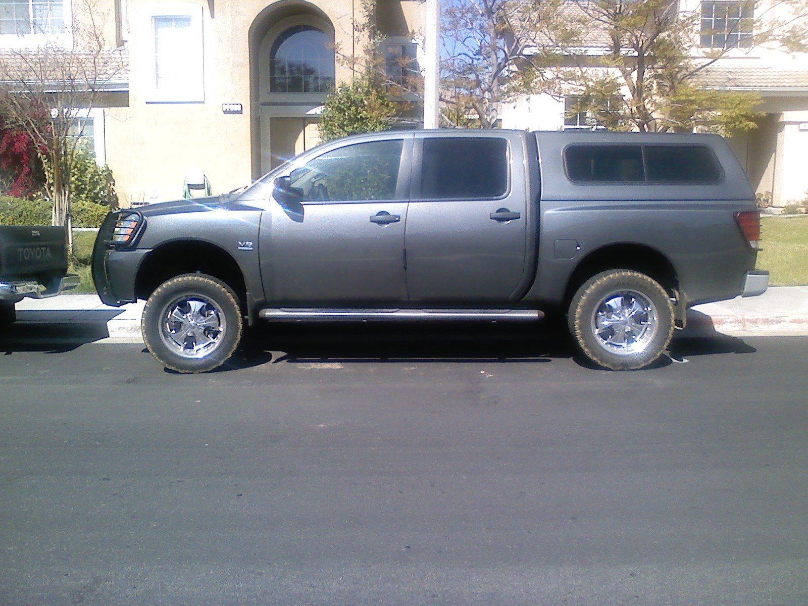 Old Truck For Sale >> FOR SALE: camper shell and rims - Page 2 - Nissan Titan Forum