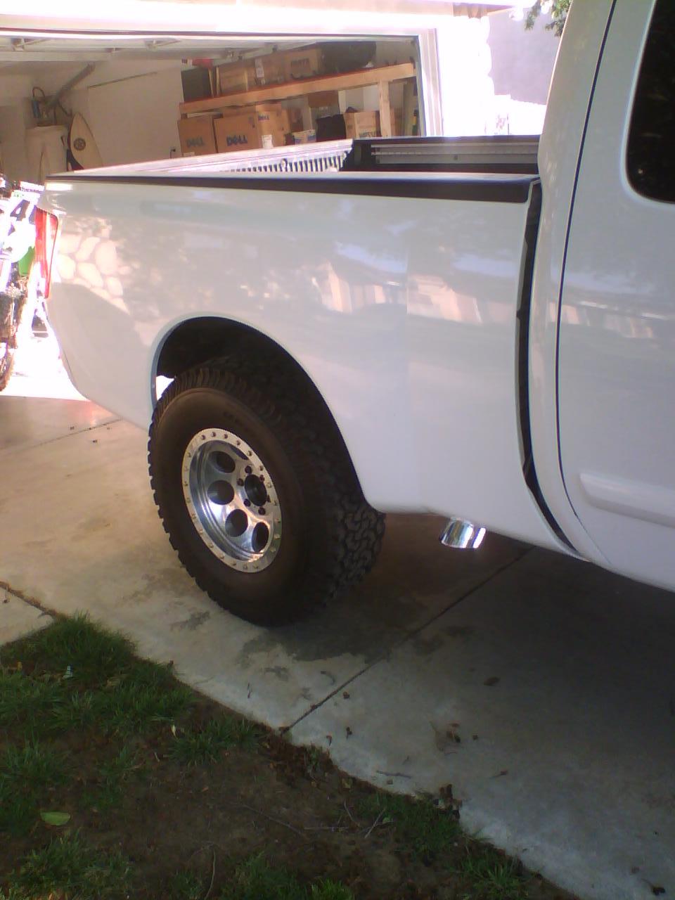 Exit tire 71