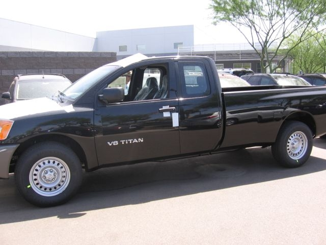 08 Titan Xe Crew Cab And King Cab Long Bed Got Here Today Nissan