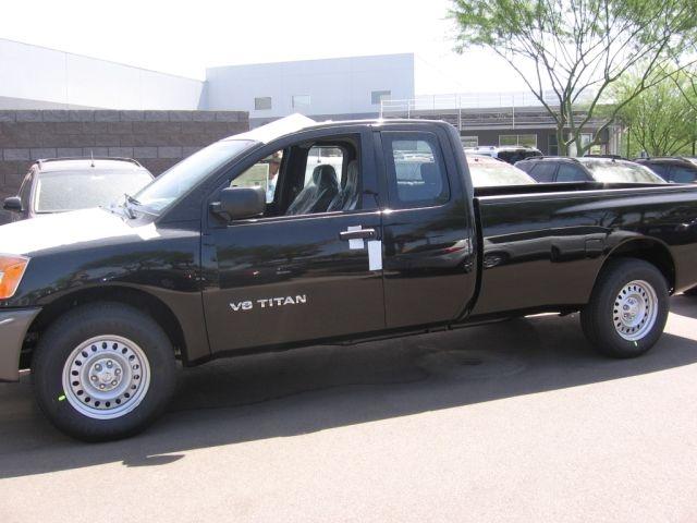 re 08 Titan xe Crew Cab