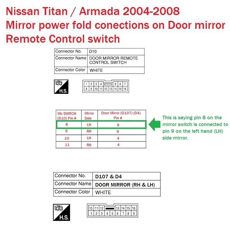 Adding power fold mirrors, puddle light, mirror turn signal to Titan / Armada-10.jpg