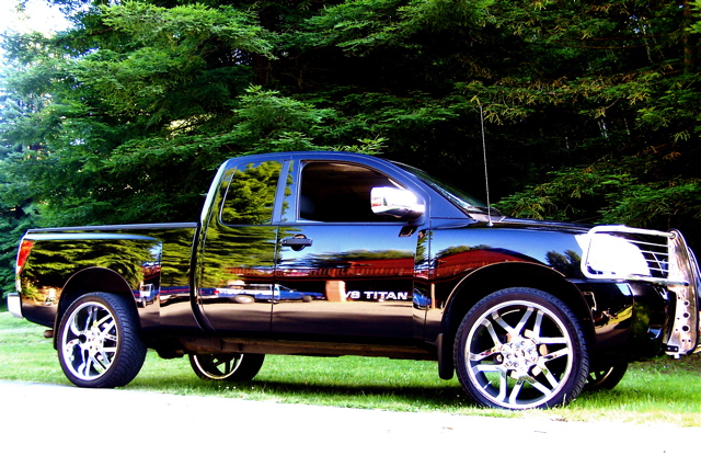 Off Road 24 Rims And Mud Tires Suspention Page 3 Nissan