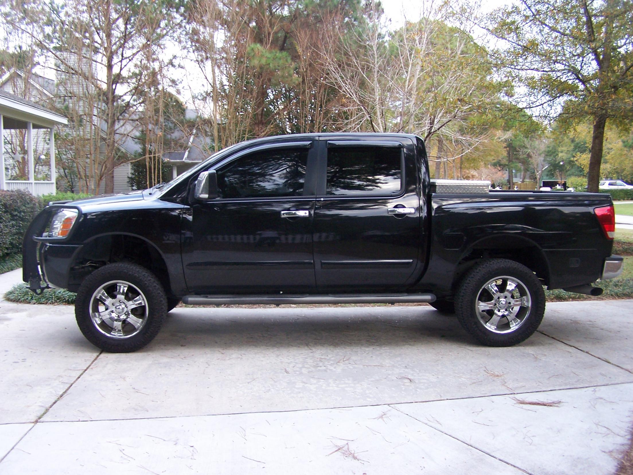 pics of prg leveling kit added with 3 quot