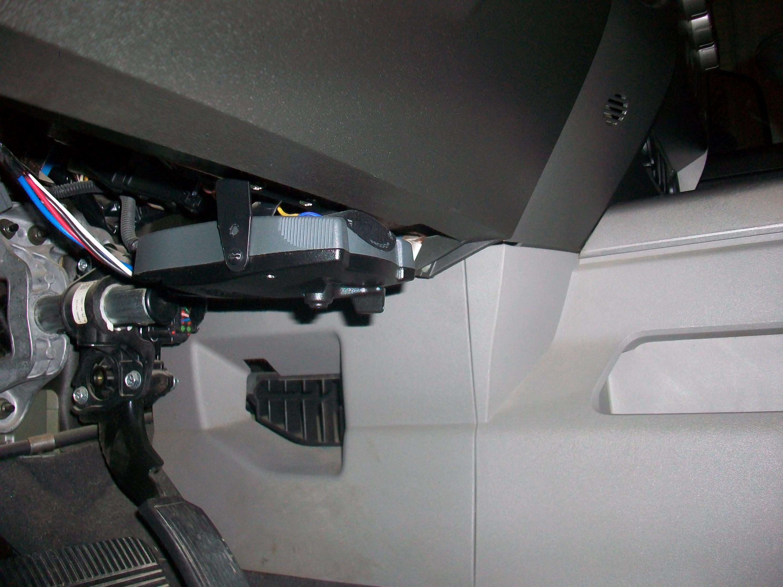 Where To Mount Electric Brake Controller Nissan Titan Forum Installation 100 4117