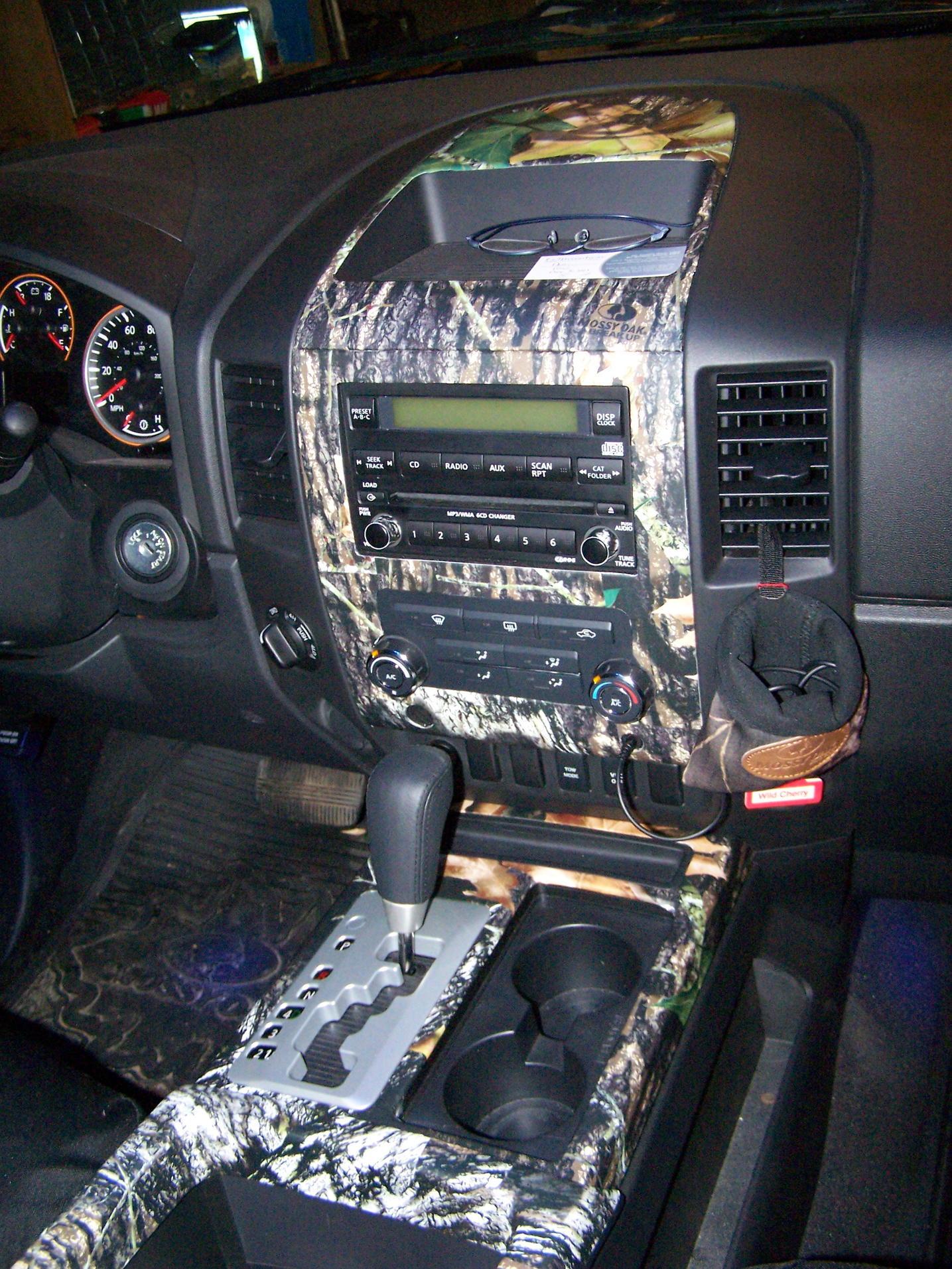 Dash/Interior kit! | Nissan Titan Forum