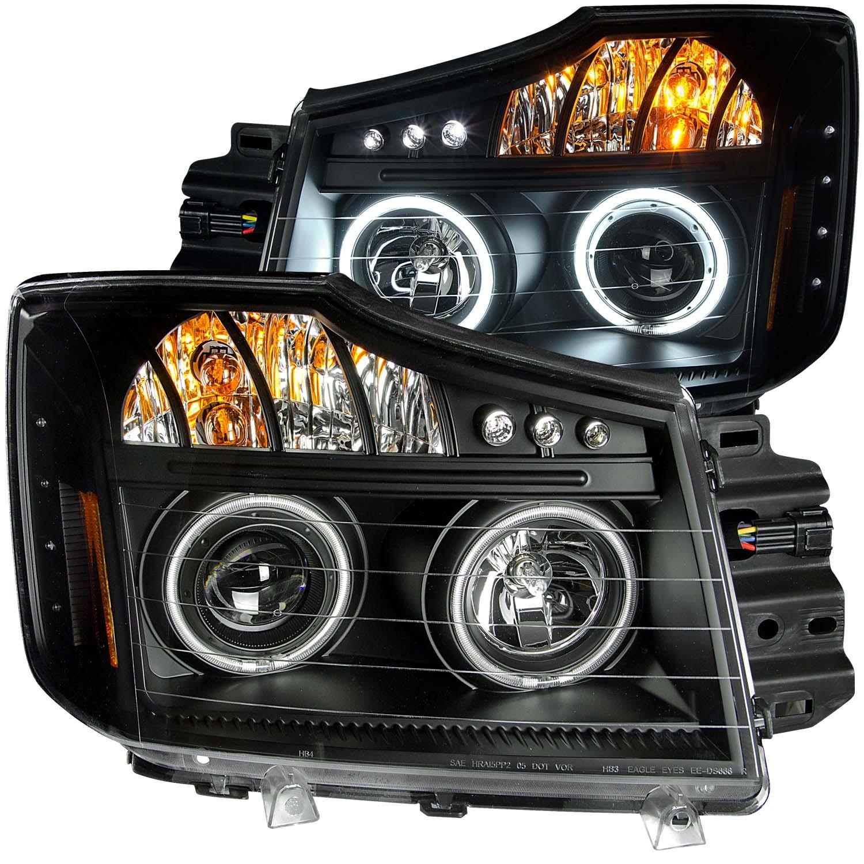 Anzo Halo Light Question Nissan Titan Forum Wiring Lights 111178 10 2