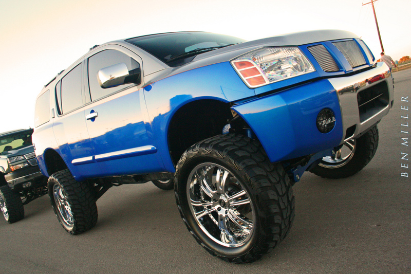 37 Inch Tires On 24 Inch Rims Page 2 Nissan Titan Forum