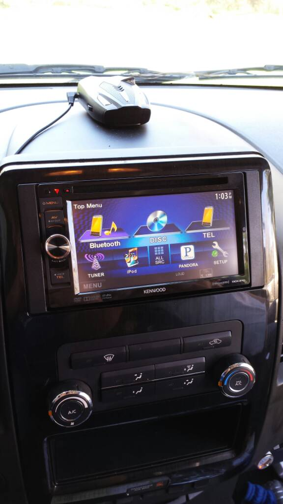2004 Nissan Titan Double Din Install Step By Step Page 2