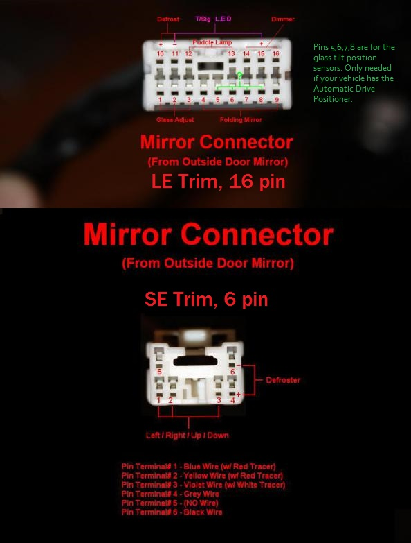 Adding power fold mirrors, puddle light, mirror turn signal to Titan / Armada-14.jpg