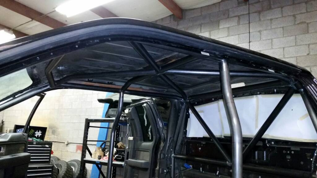 Ford Raptor Roll Cage Pics Page 2 Nissan Titan Forum