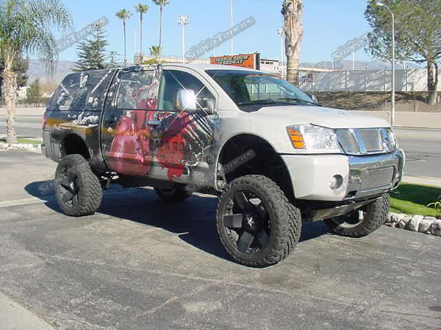 Nissan Of Huntington >> 37 inch tires on 24 inch rims - Nissan Titan Forum