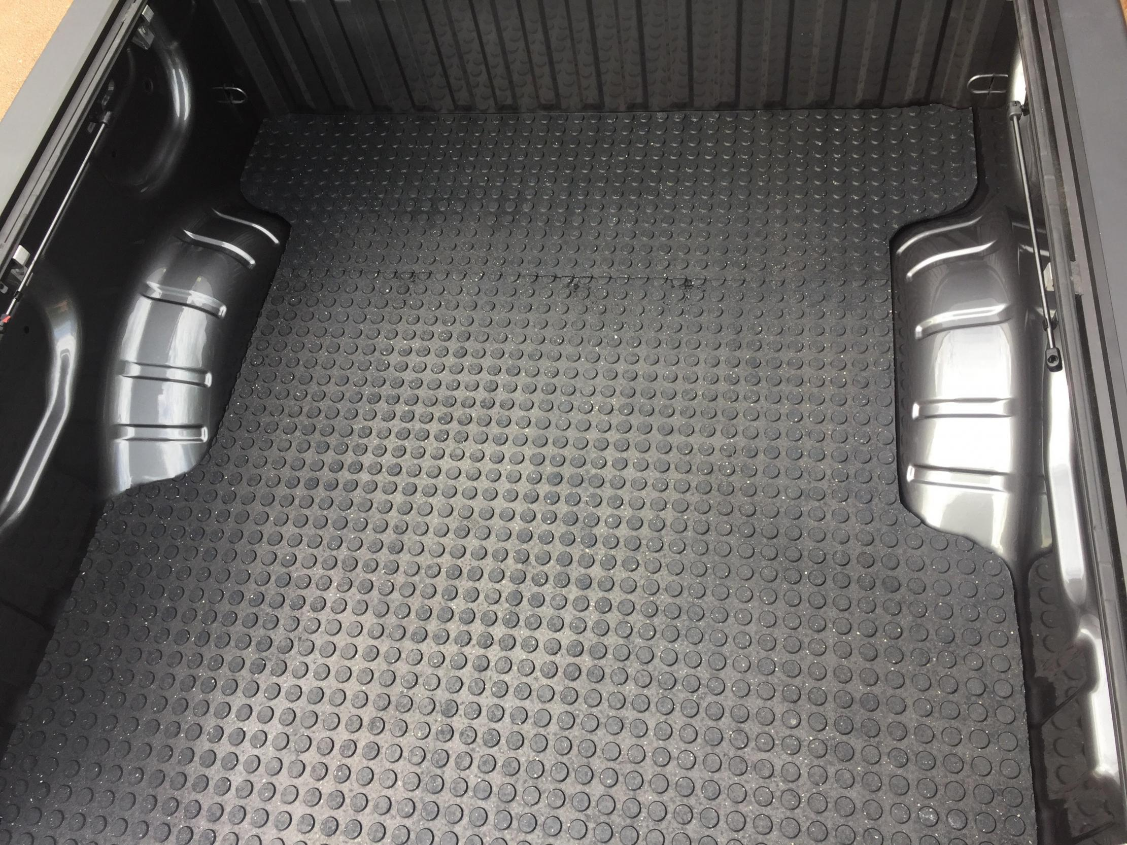 Titan Rubber Bed Mat Nissan Titan Forum