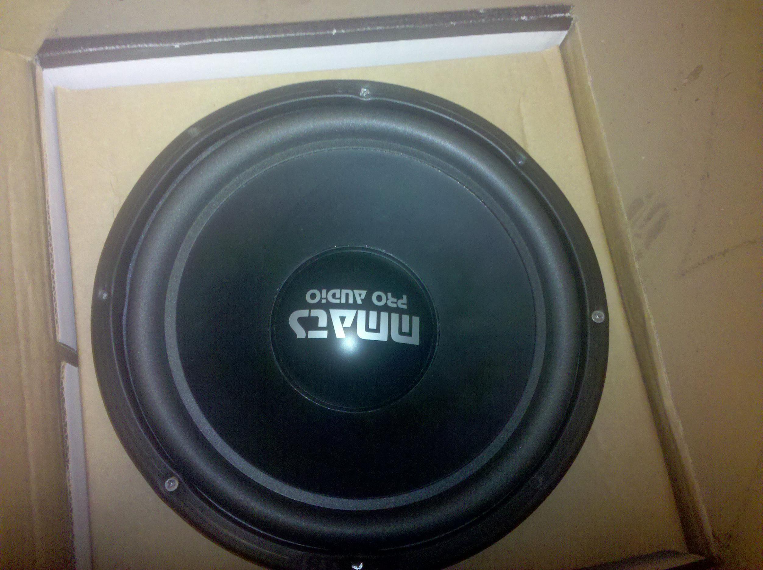 FS: 2 12in mmats pro audio p2 | Nissan Titan Forum