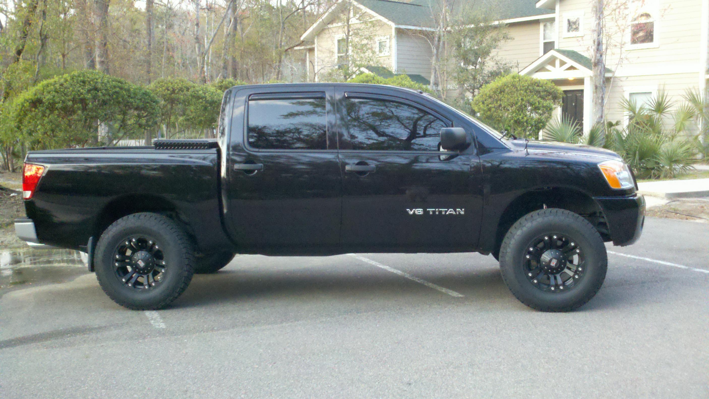 Finally got it done!! - Nissan Titan Forum
