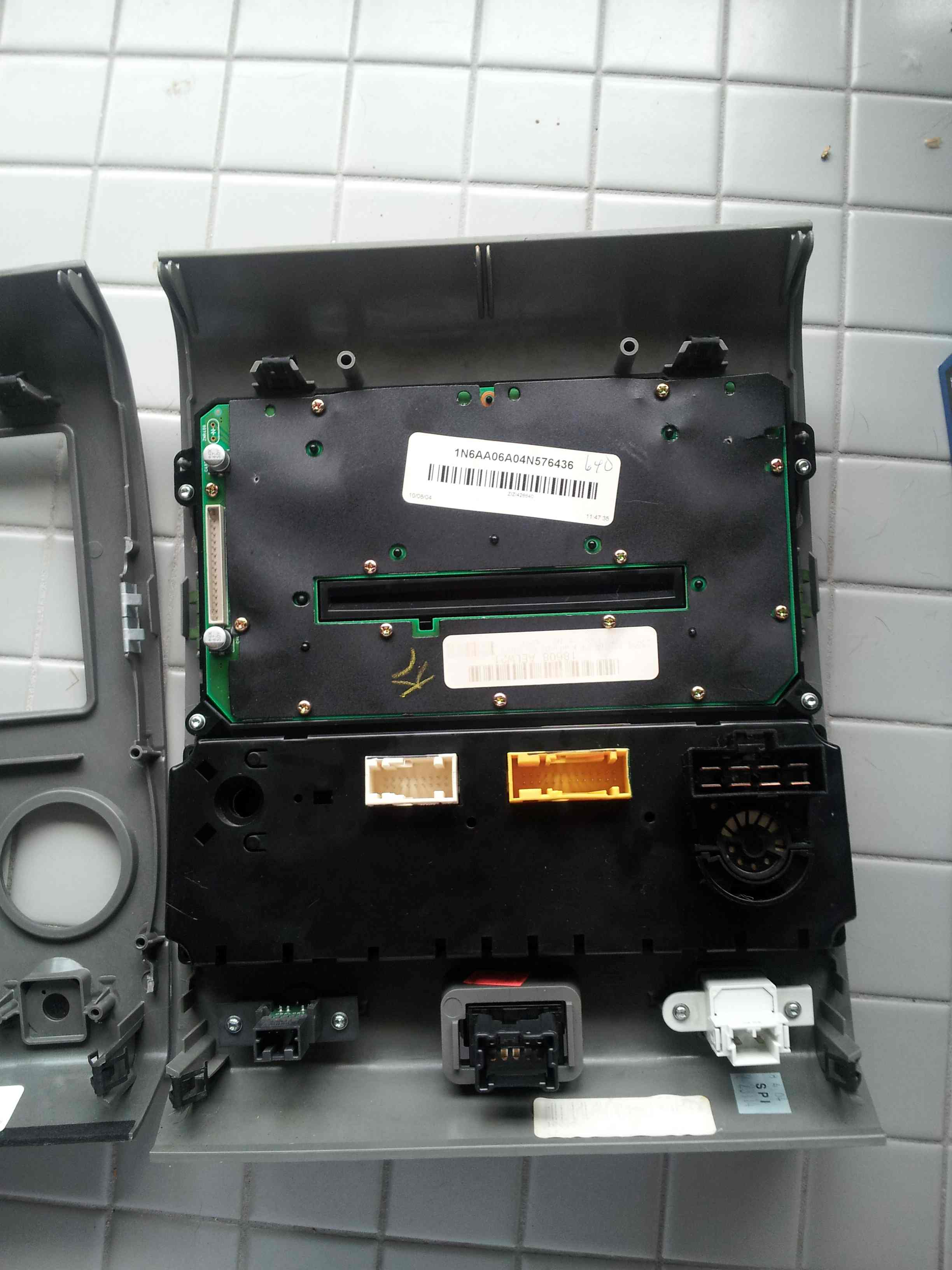 2004 Nissan Titan Double Din Install Step By Forum 2011 Fuse Diagram 2012 08 07