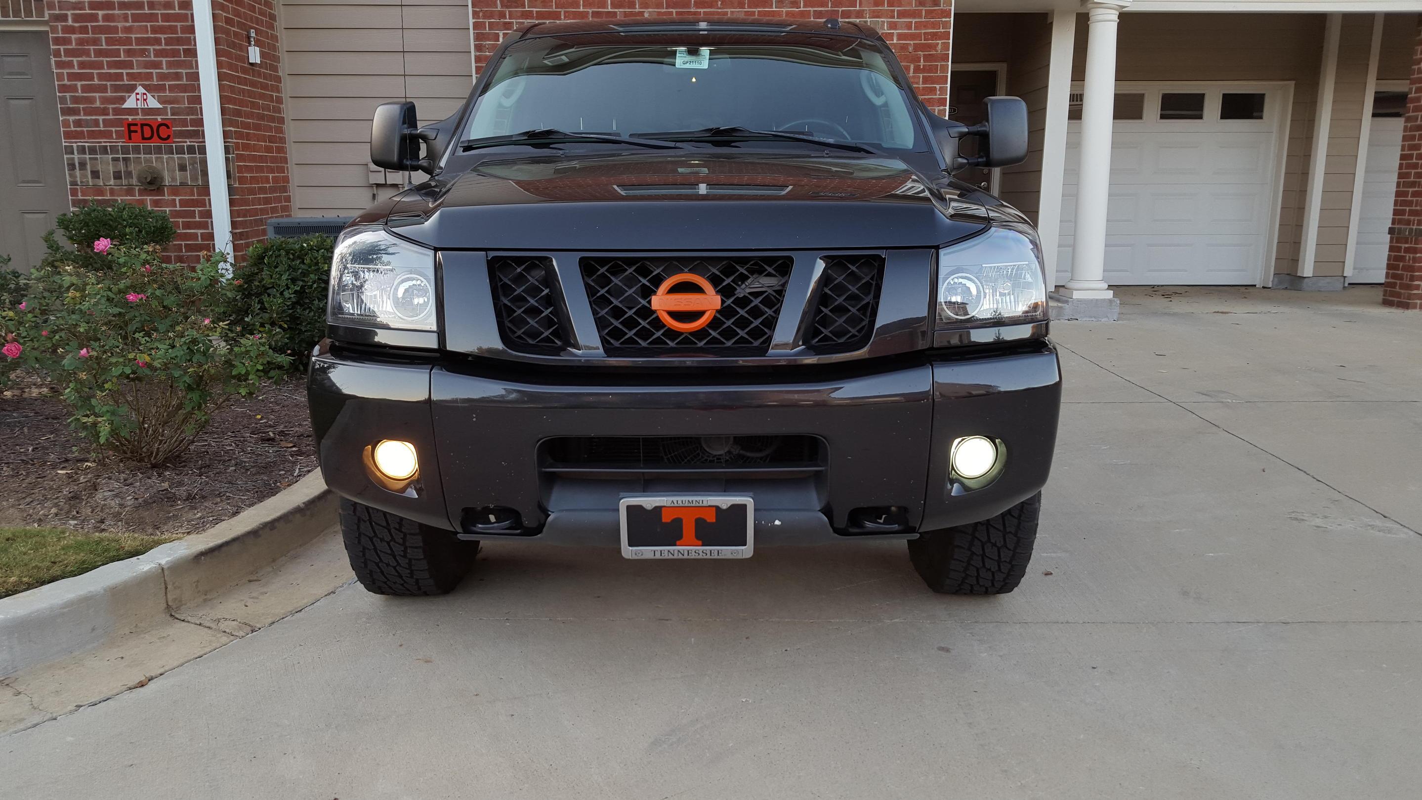 Nissan Titan Fog Light LED Bulbs! Several Bulb Options! Plug & Play Install!-20151021_174917.jpg