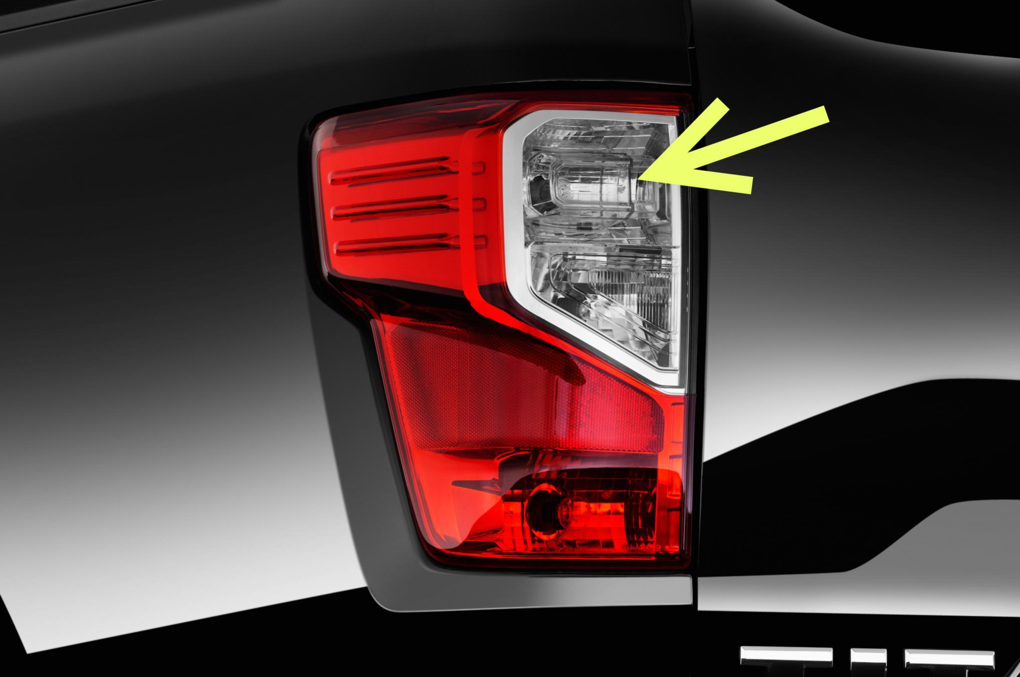 Top Light In Taillight Nissan Titan Forum