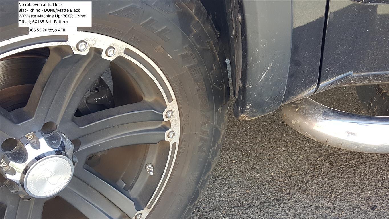 2011 Pro4x Suspension Pics Nissan Titan Forum Offroad Light Wiring 39s 20160827 120914