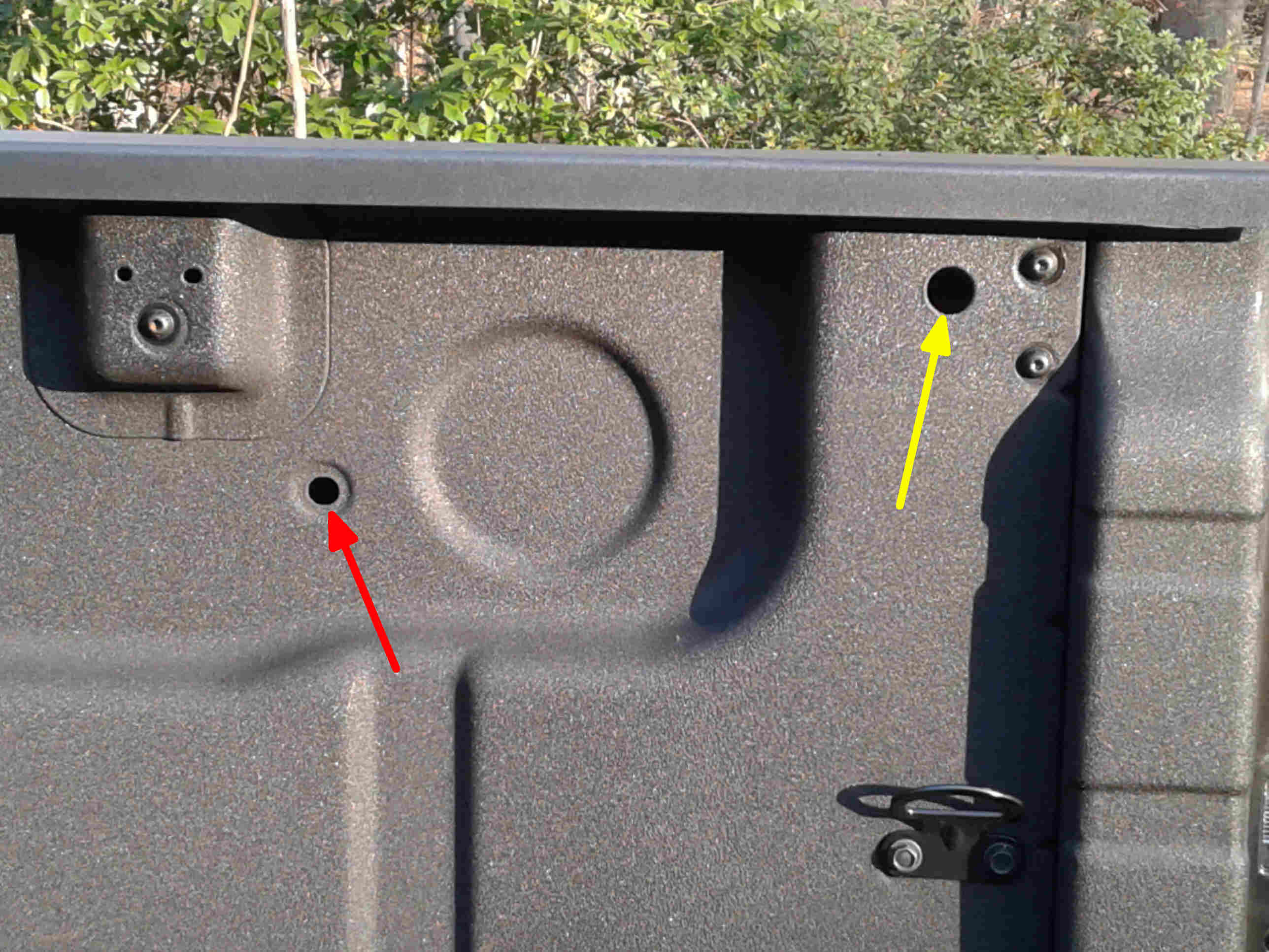 What are the round, open holes in the sides of my truck bed?-20161223_082648-2-.jpg