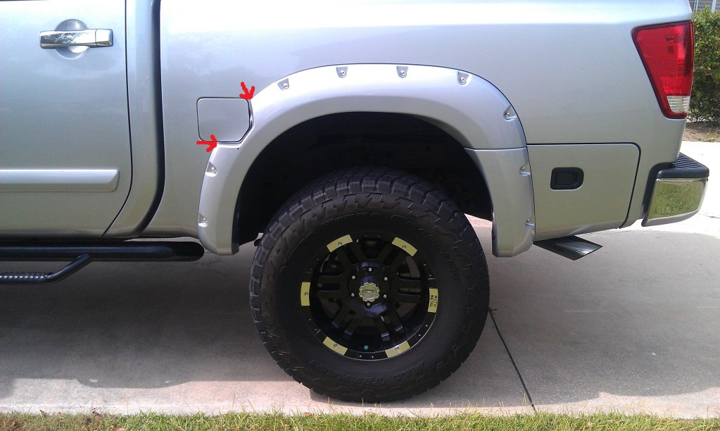Bushwacker Fender Flares And Much More... :) 22112
