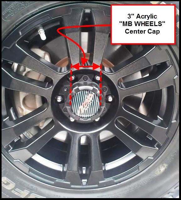 MB Wheel TKO - Page 2 - Nissan Titan Forum