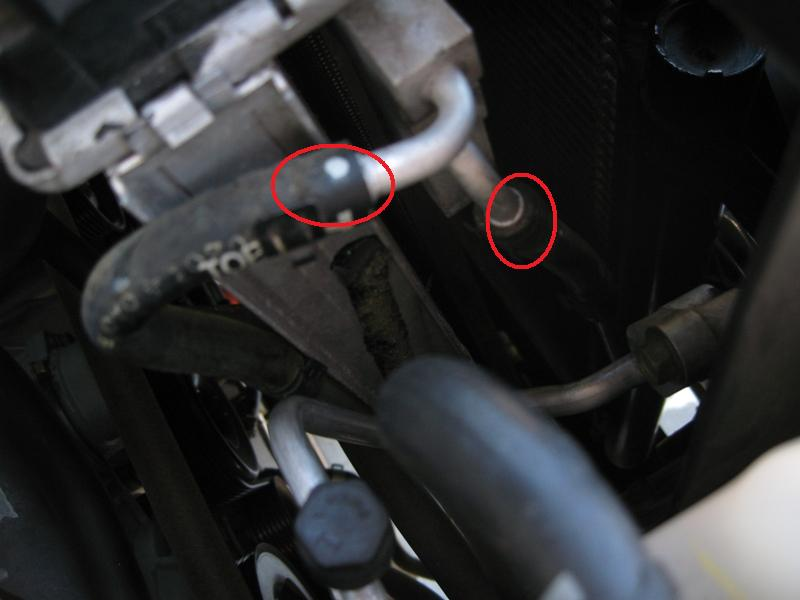 Nissan Transmission Recall >> Radiator Removal Lots of pics and step by step - Nissan Titan Forum