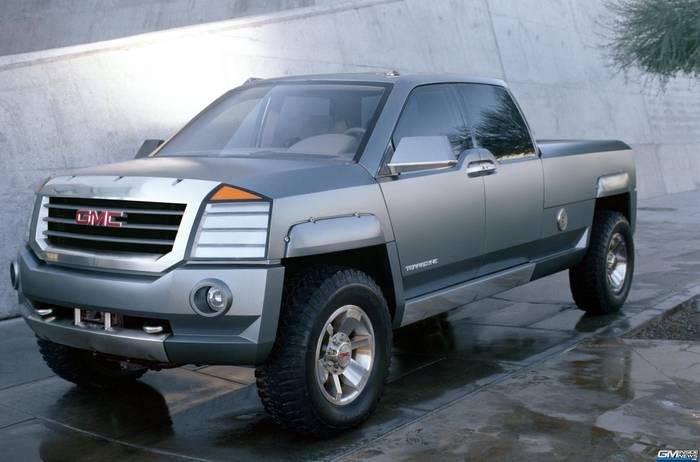 Concept gmc truck