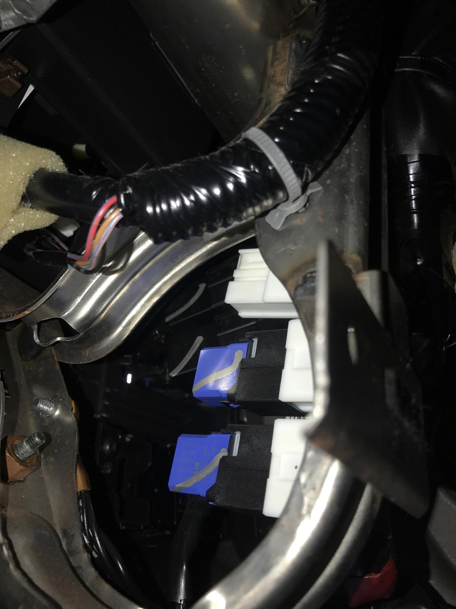 Old Fashioned Fix Trailer Lights Photo - Electrical System Block ...
