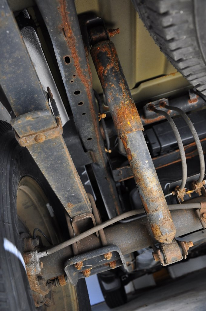 Rust Rust Rust - Nissan Titan Forum
