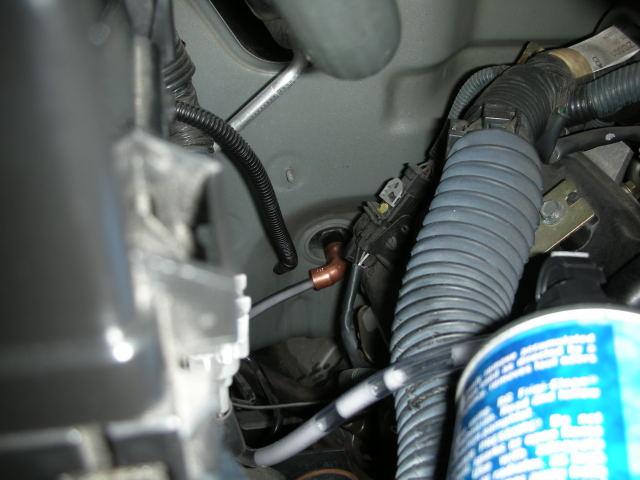 Ac Drain Clogged Nissan