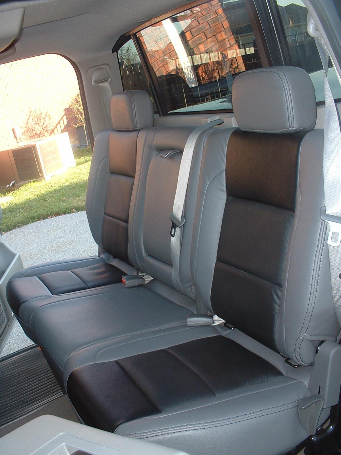 Leather Seats Nissan Titan Forum Offroad Light Wiring 39s Back Interior