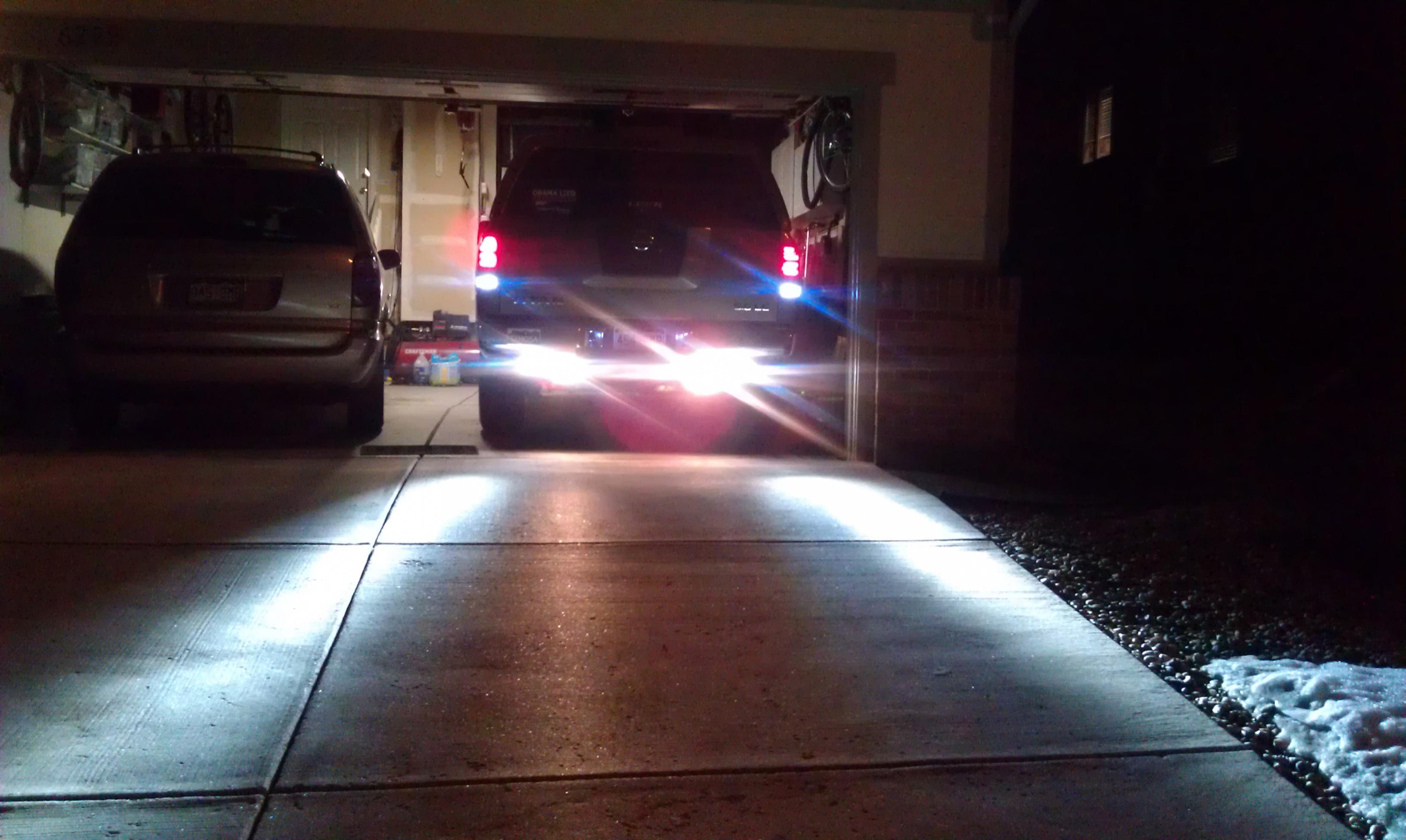 Led Reverse Lights For A 09 Titan Nissan Titan Forum