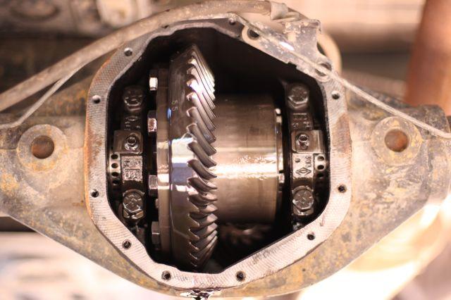 Replacing Axle Seals W Pics Nissan Titan Forum