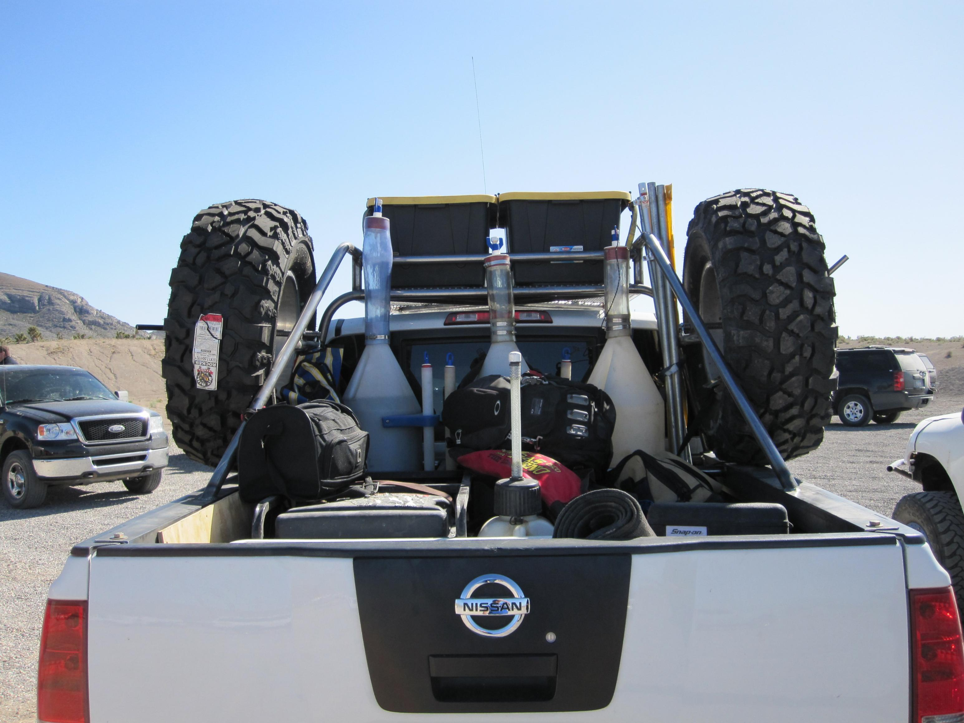 Chase Rack What Do You Guys Think Nissan Titan Forum
