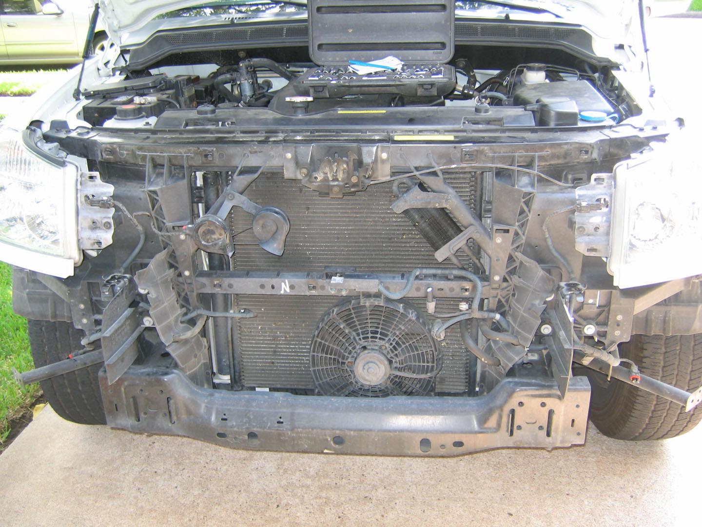 How do you Remove front bumper? - Nissan Titan Forum