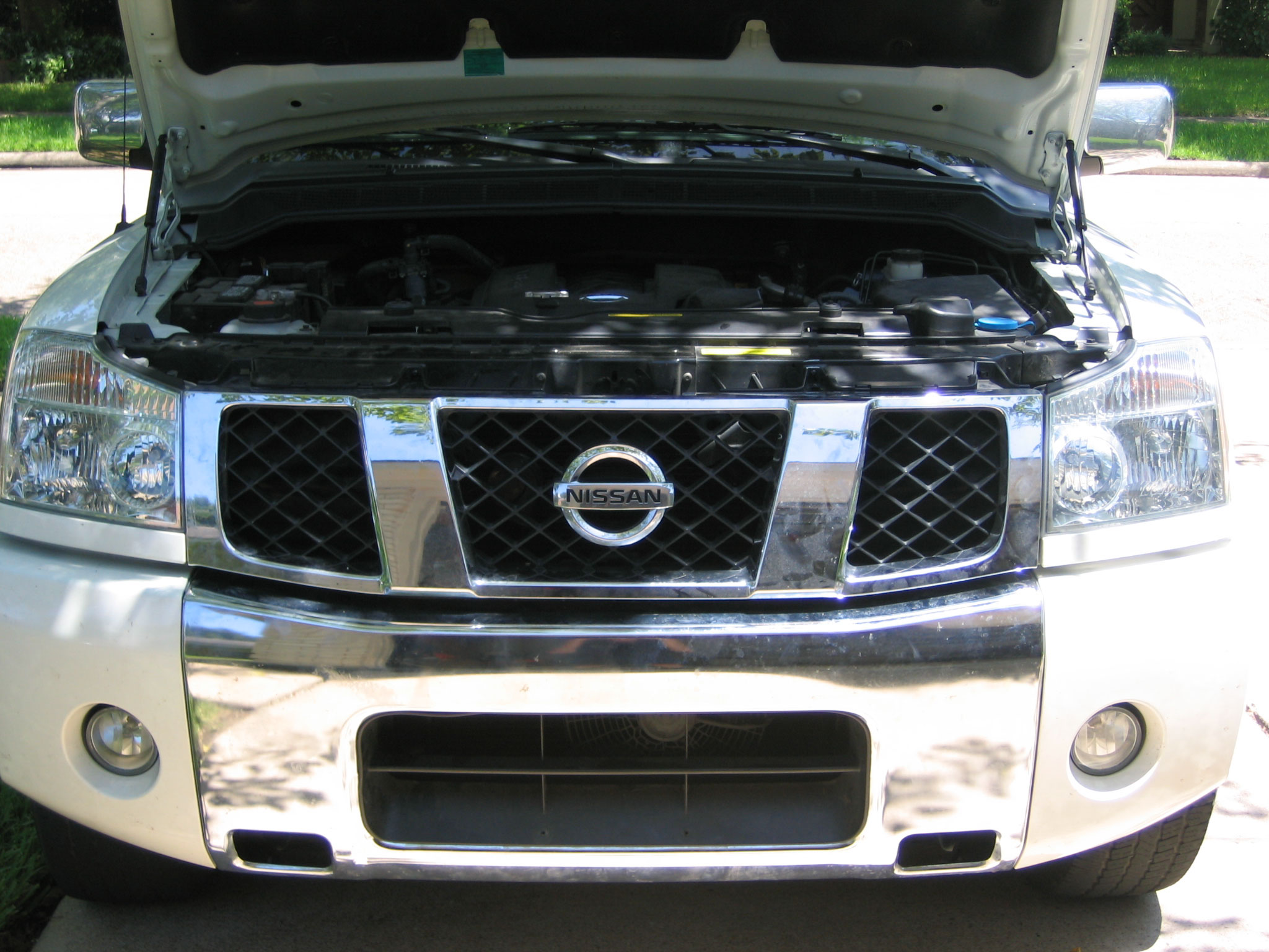 Nissan Titan Bumper Removed Related Keywords & Suggestions