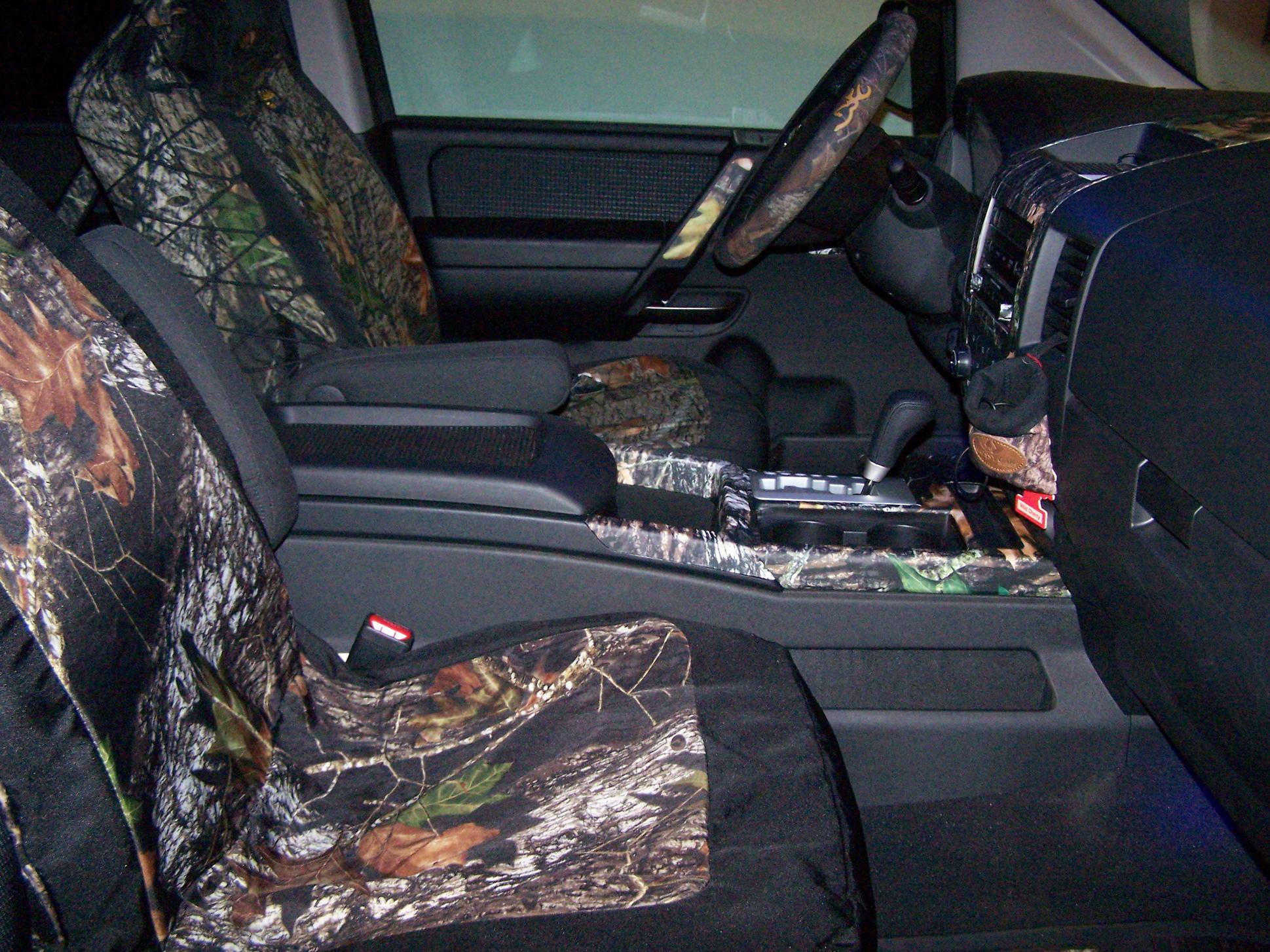 Cabelas Trail Gear Seat Covers Nissan Titan Forum