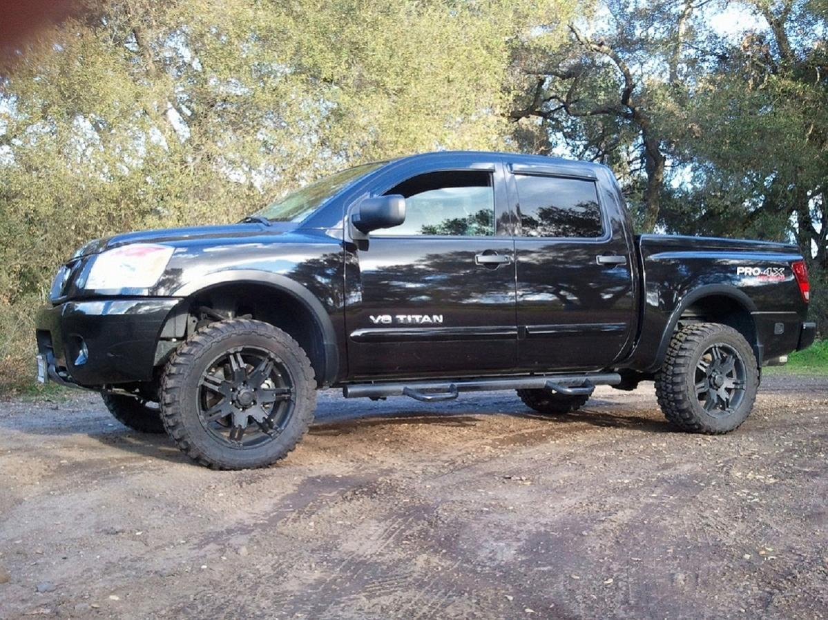 Rough Country 3 Inch Levelling Lift Review Update Nissan