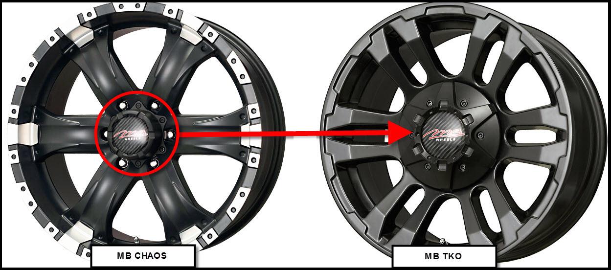 Mb Wheel Tko Page 2 Nissan Titan Forum