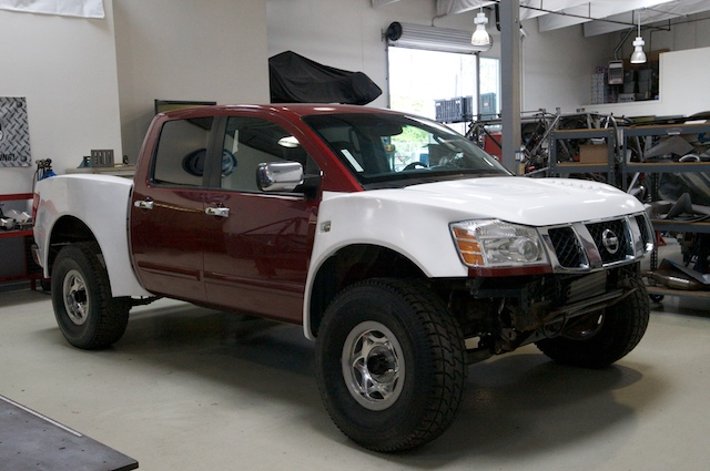 4x4 Mid Travel Page 4 Nissan Titan Forum