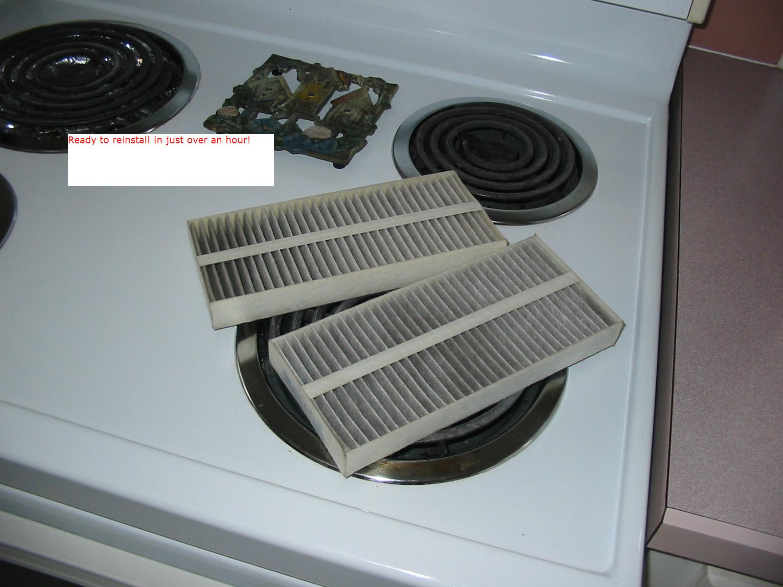 Cleaning Cabin Air Filter Page 2 Nissan Titan Forum