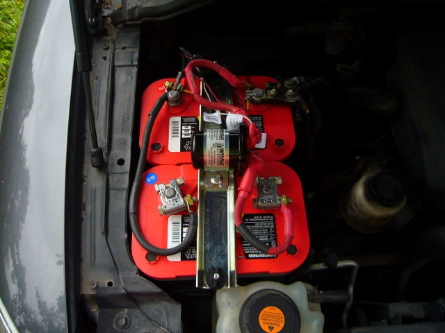 Truck Dual Battery Wiring - Wiring Diagrams on