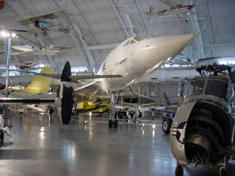 Titans at VA National Air & Space Museum meet!!!!-concorde-front-low.jpg