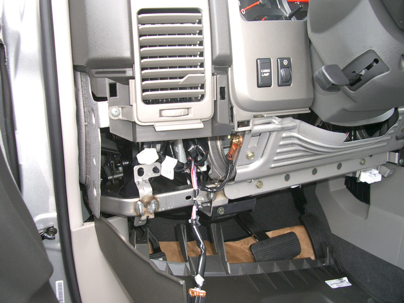 Brake Controller Install