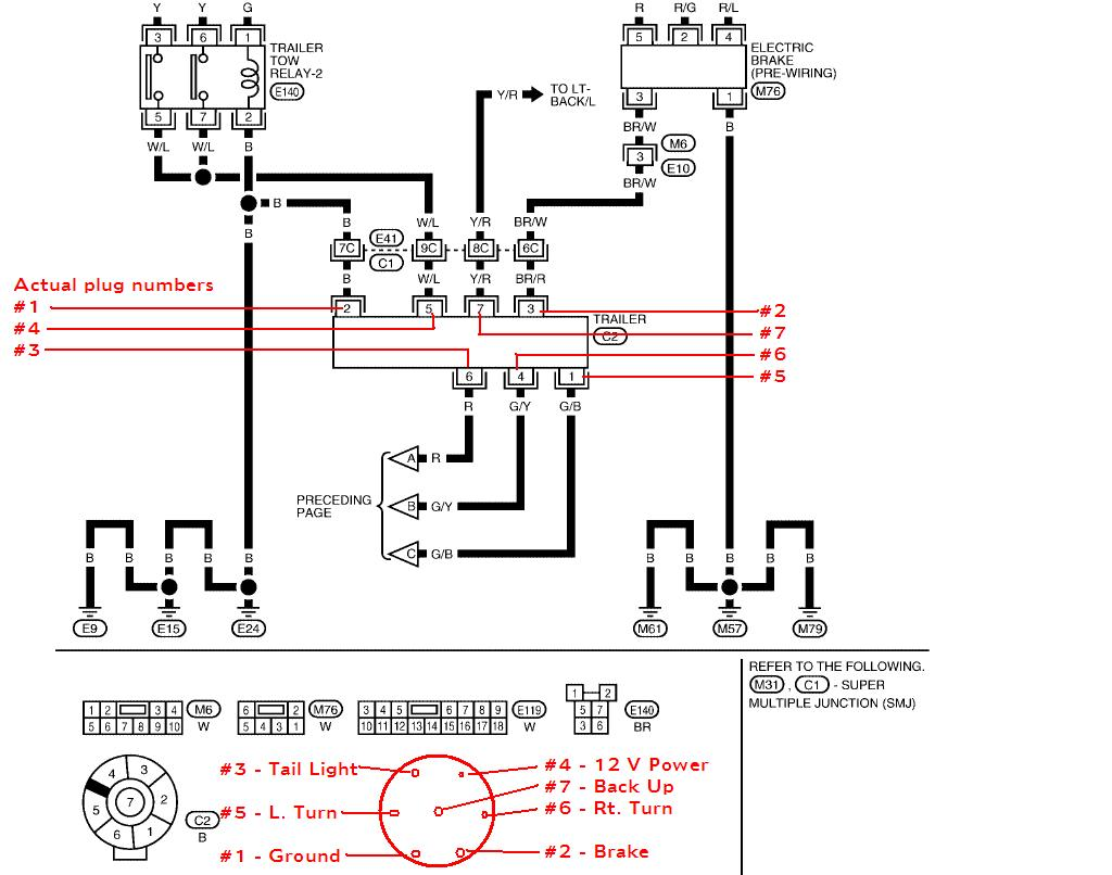 Fantastic Radio Wiring Harness Diagram For 2007 Toyota Highlander ...