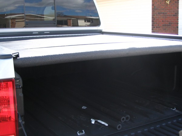 Homemade Tonneau Cover - Nissan Titan Forum