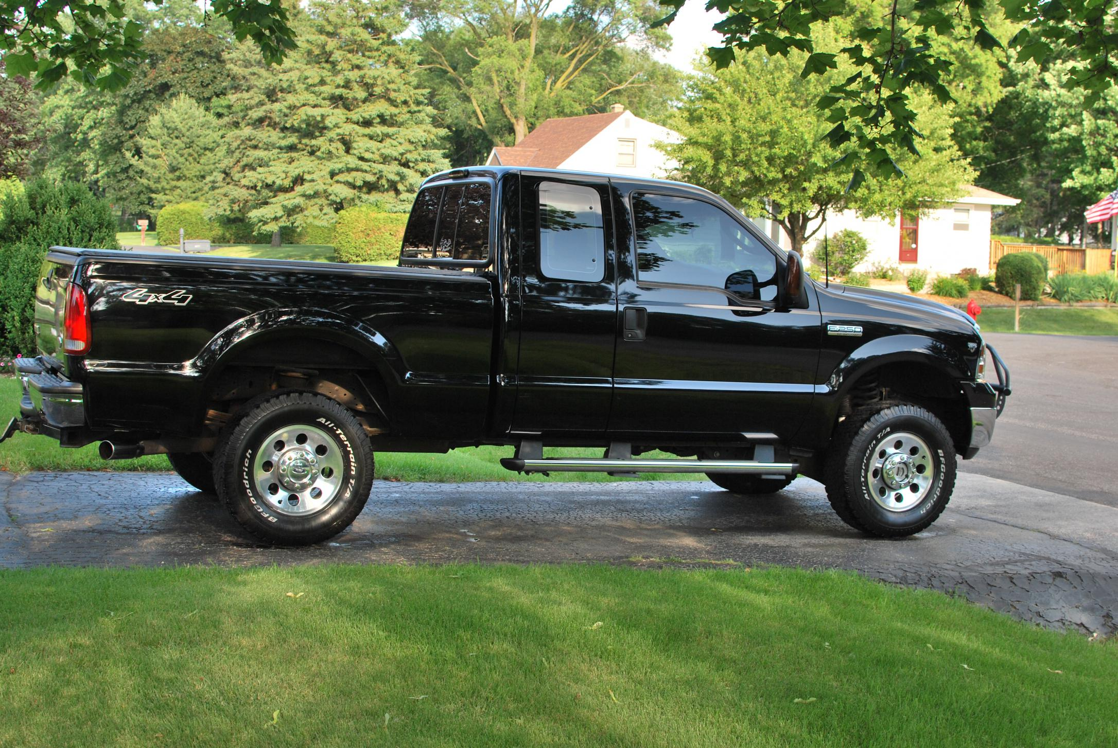2011 F250 Leveling Kit I don't like the leveling kit