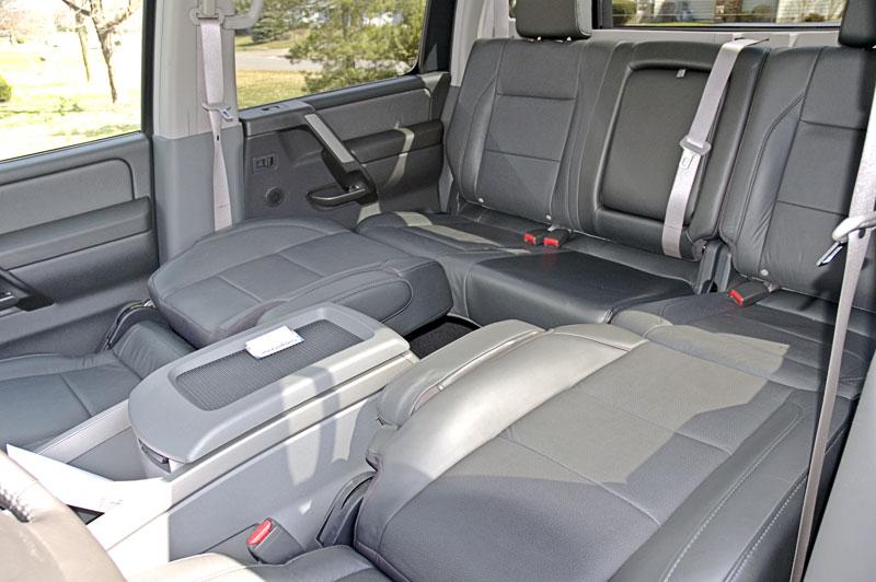 Anyone Sleep Inside Their Titan Nissan Titan Forum